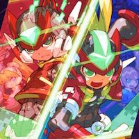ロックマン ゼロ&ゼクス ダブルヒーローコレクションのイメージ
