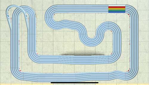 四 駆動 グランプリ ミニ 攻略 超速