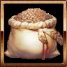 怪しい麦袋