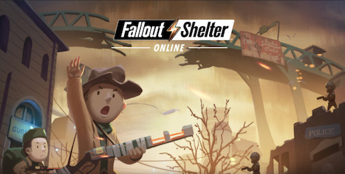 fallout シェルター オンライン