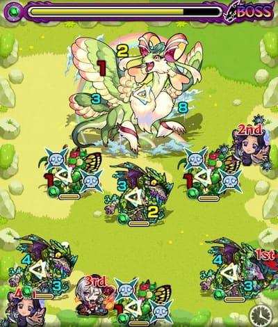 ドラゴン サンクチュアリ 攻略 ミス モンスト