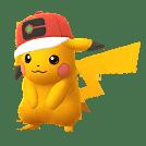 ポケモンGO_2020サトシ帽子ピカチュウs