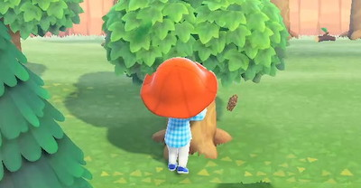 木の虫 捕まえ方 あつ森