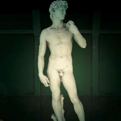 いにしえの彫刻あつ森
