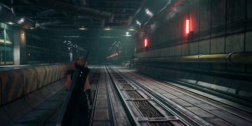 FF7リメイク_チャプター5_螺旋トンネル(臨時列車)_banner