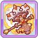 炎羆帝の爪戦斧