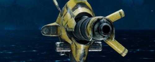 FF7リメイク、レーザーキャノン