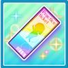 ナナオン_練習チケット(虹)icon