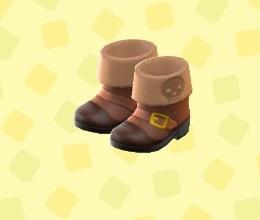 【あつ森】かいぞくのブーツの入手方法【あつまれどうぶつの森】