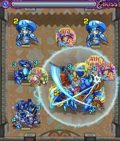モンスト 覇者の塔 22