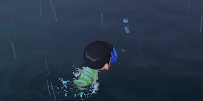 あつ 森 泳げ ない
