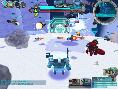 Steamにて多言語対応したコズミックブレイク『CosmicBreak Universal』の開発を発表
