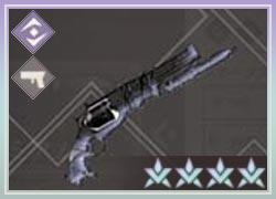 無法者の銃のアイコン_ニーアリィンカネ