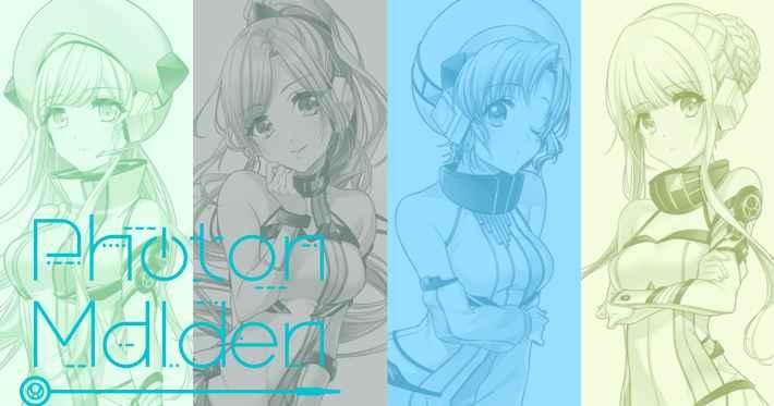 d4djグルミク_Photon Maiden