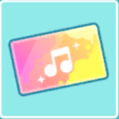 プロジェクトセカイ_ミュージックカード