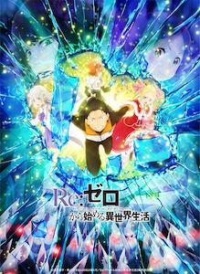 Re:ゼロから始める異世界生活‐2nd season‐ 後半クール