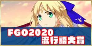 FGO2020アンケート