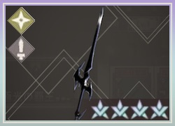 黒鳥ノ短剣
