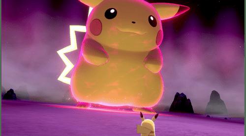 ポケモン剣盾_Pokémon Dayレイド