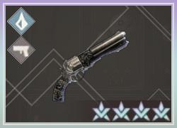 綺装の拳銃