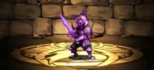パズドラ_超闇の魔剣士の評価とおすすめの超覚醒