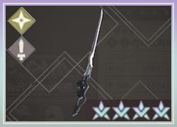 四〇式戦術刀のアイコン_ニーアリィンカネ