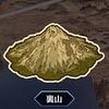 裏山・名もなき霊峰