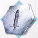 エクサガ_銀の剣柄