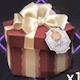 エクサガ_豪華なプレゼント箱