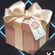 エクサガ_素敵なプレゼント箱