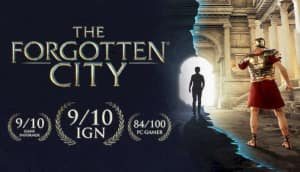 【The Forgotten City】発売日や予約特典などのゲーム最新情報