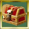 海賊の宝箱〔金〕