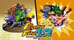 【モンスターファーム1&2 DX】発売日や予約特典などのゲーム最新情報
