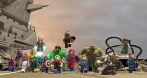 【LEGO®マーベル スーパー・ヒーローズ ザ・ゲーム】発売日や予約特典などのゲーム最新情報