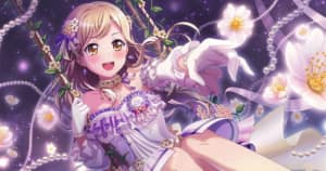 [Special birthday!]市ヶ谷有咲のスキルとイラスト