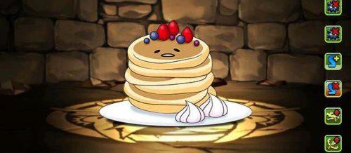 パズドラ_ぐでたま【パンケーキ】_評価と使い道